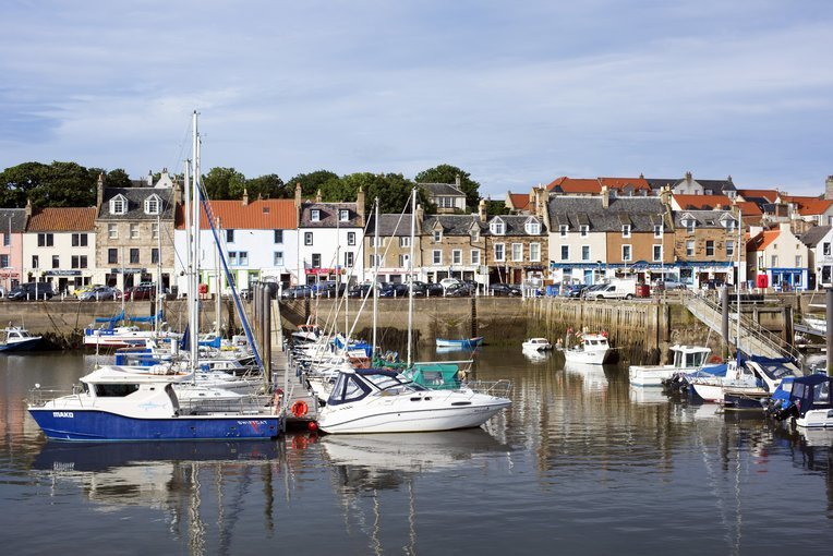 St. Andrews and the Fishing Villages of Fife Tour, Sightseeing in Edinburgh - Tour