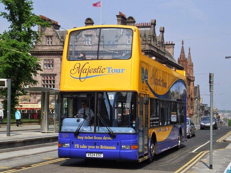 Edinburgh Hop-on Hop-off Bus Tour Tickets in Edinburgh - Tour