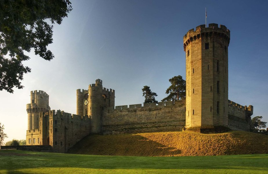 Warwick Castle, Oxford, The Cotswolds & Stratford, Sightseeing in London - Tour