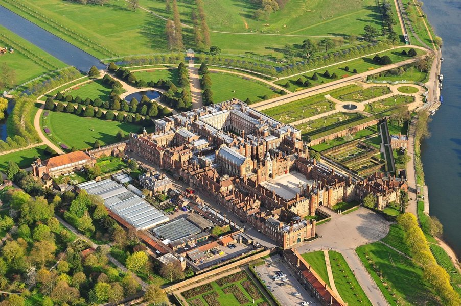 Hampton Court and Windsor, Sightseeing in London - Tour