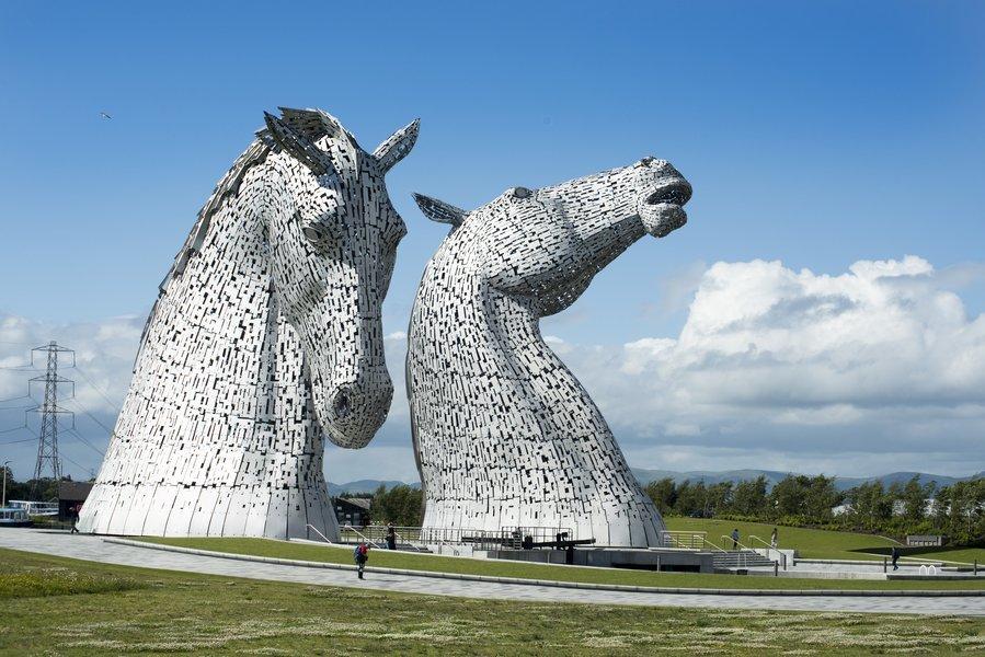 The Kelpies and Falkirk Wheel Tour, Sightseeing in Glasgow - Tour