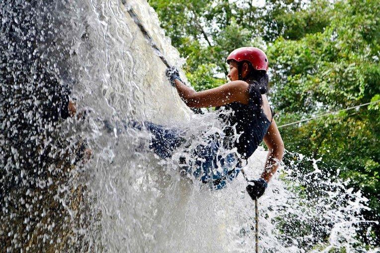VRangers Diksal Waterfall Rappelling At Bhivpuri - Tour
