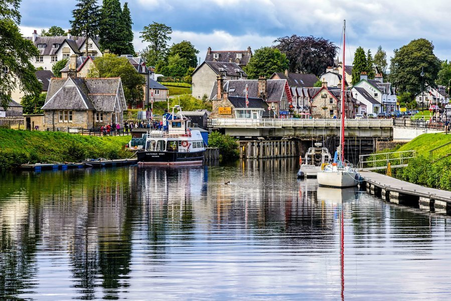 Loch Ness, Glencoe and the Highlands Tour, Sightseeing in Glasgow - Tour