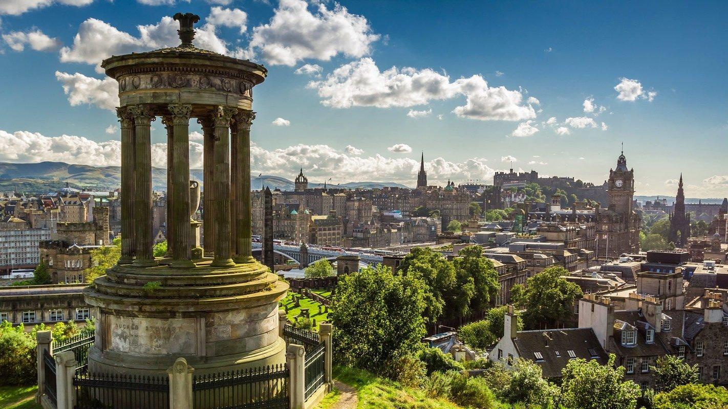 Edinburgh Sightseeing - Collection
