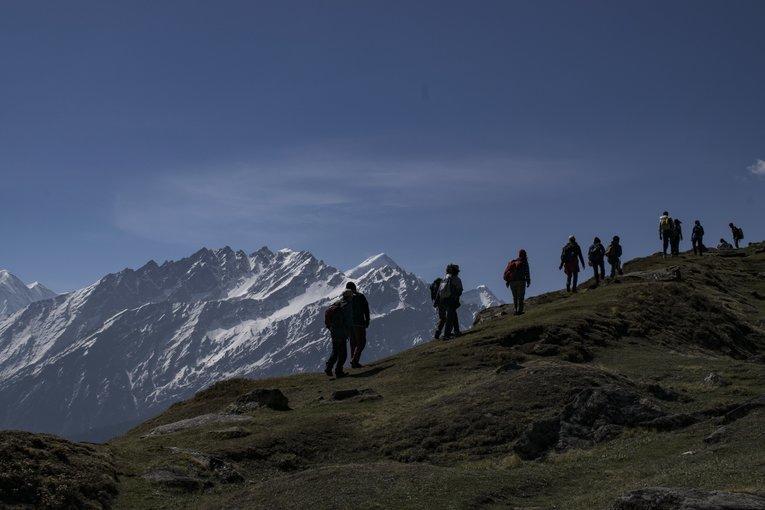 Auli Kuari Pass Trek - Tour
