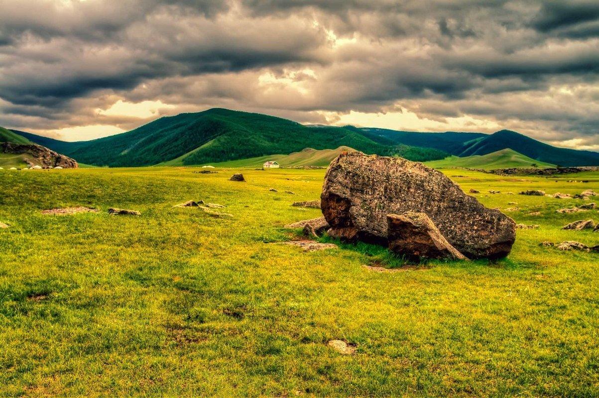 Mongolia - Collection