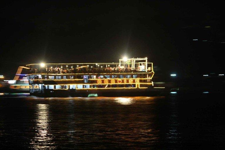 Night River Cruise - Tour