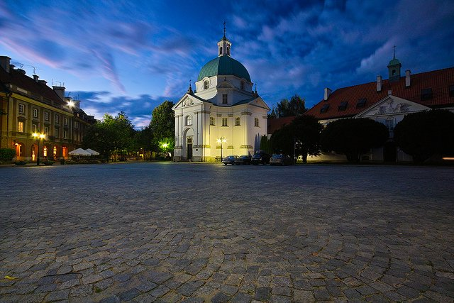 Vienna to Warsaw - Tour