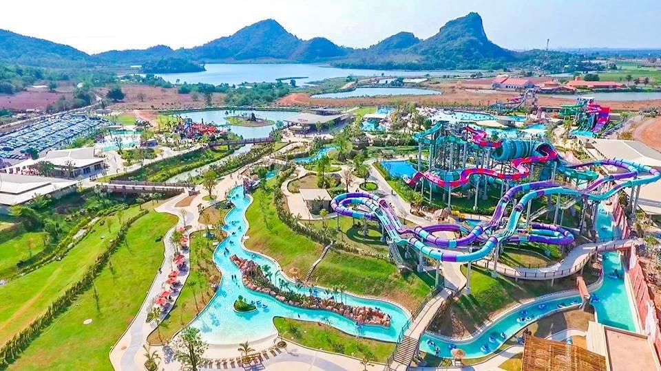 Ramayana Water Park Tickets in Pattaya - Tour