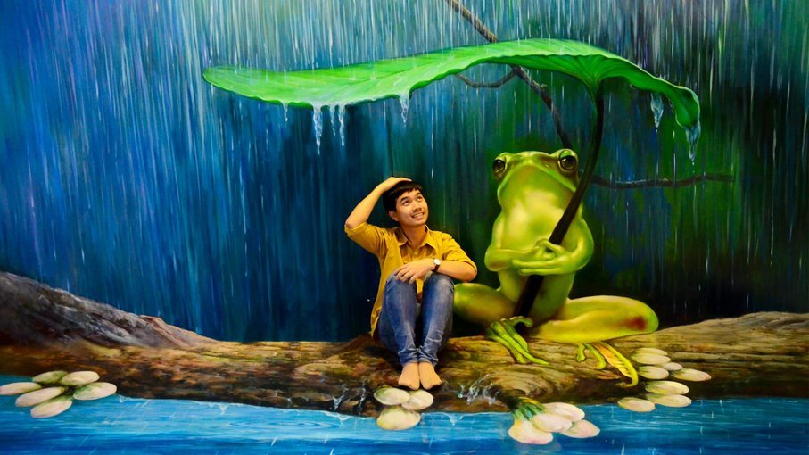 Art in Paradise Tickets in Pattaya - Tour