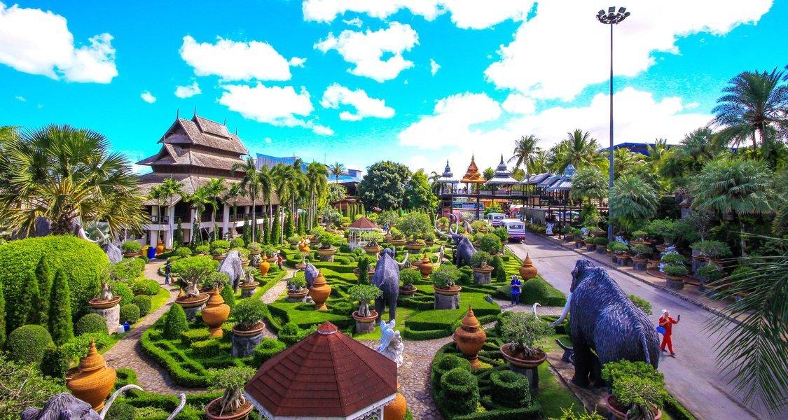 Nong Nooch Garden Tickets in Pattaya - Tour