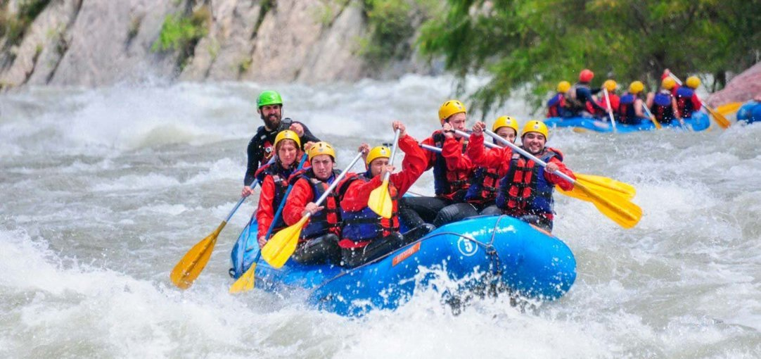 Rafting 5 km | Elephant Treking 30 min | ATV 30 min - Tour