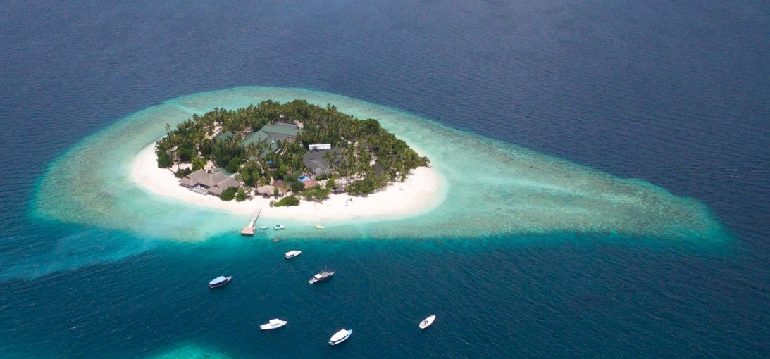 Malahini Kuda Bandos 04*, Maldives Resort - Tour