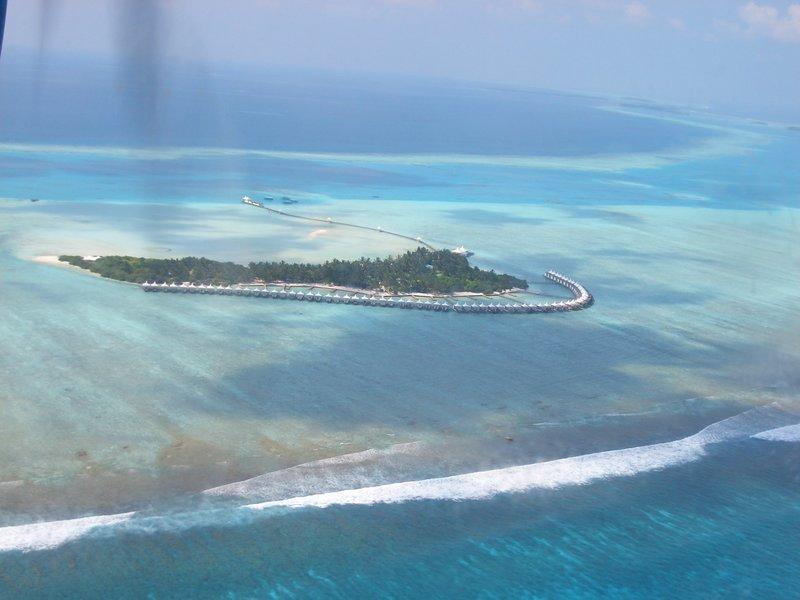 Cinnamon Hakuraa Hurra 04*, Maldives Resorts - Tour
