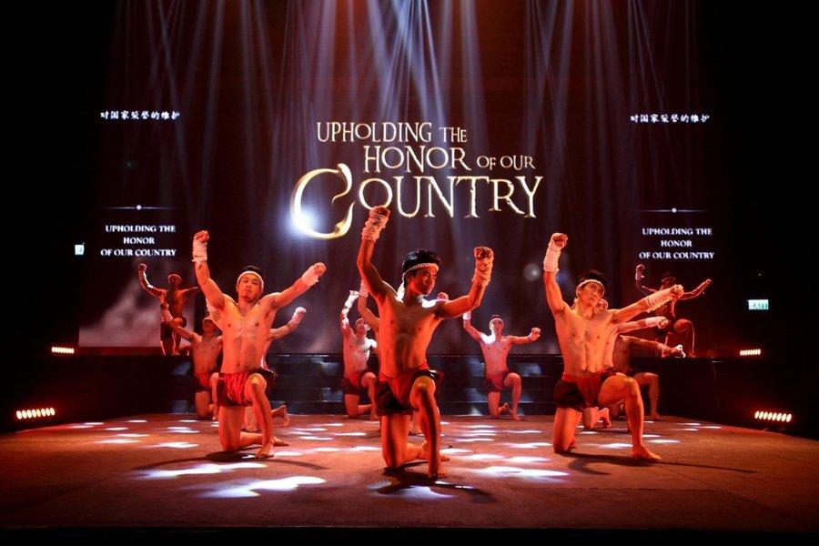 Muay Thai Live Show Tickets in Bangkok - Tour