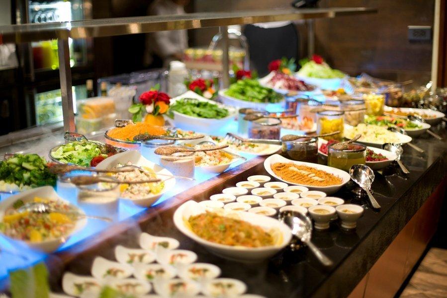 International Buffet Dinner at Baiyoke Sky (76th and 78th Floor) Tickets in Bangkok - Tour