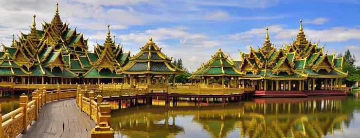 Thailand with Malaysia - Tour