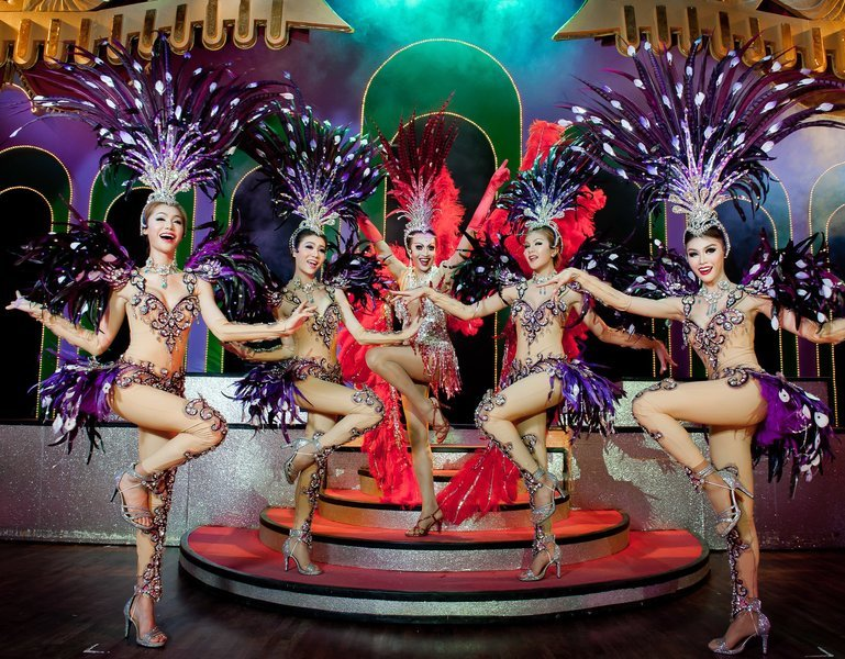 Simon Cabaret Show Tickets in Phuket - Tour
