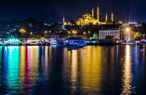 Bosphorus Dinner Cruise with Turkish Night Show, Sightseeing in Istanbul - Tour