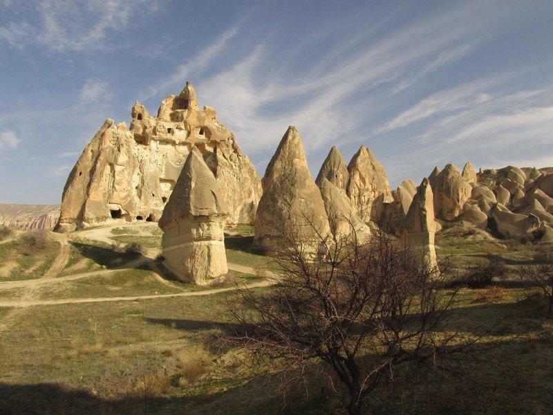 Derinkuyu Underground City & Ihlara Valley Tour, Sightseeing in Cappadocia - Tour