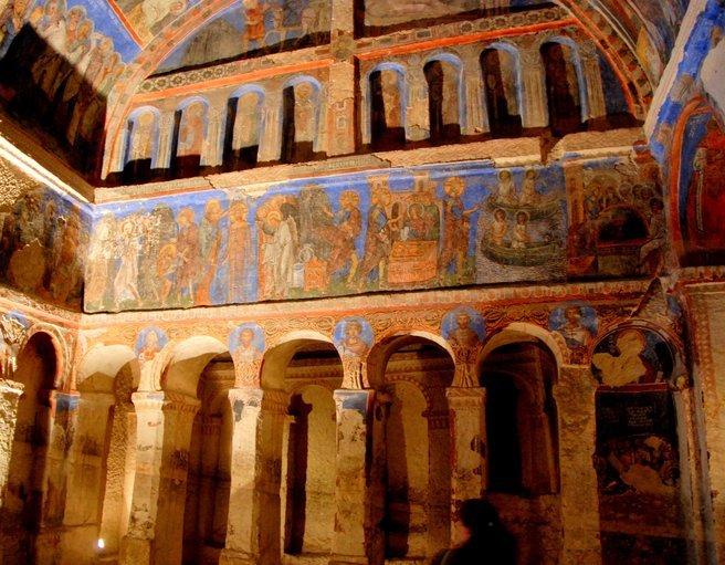 Cappadocia Blue Tour, Sightseeing in Cappadocia - Tour