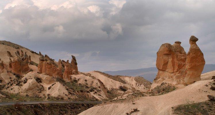 Cappadocia Red Tour, Sightseeing in Cappadocia - Tour