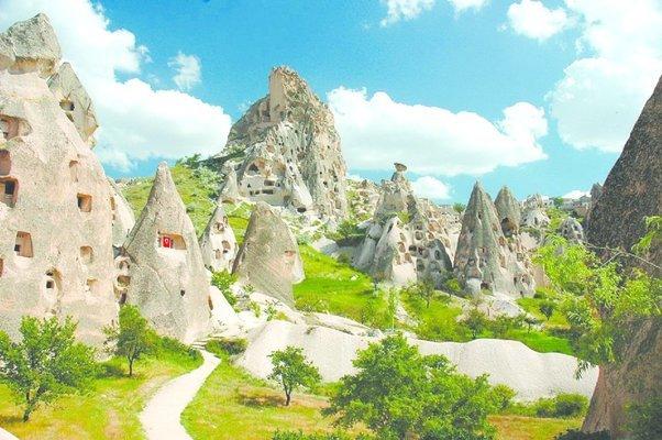 Cappadocia Green Tour, Sightseeing in Cappadocia - Tour