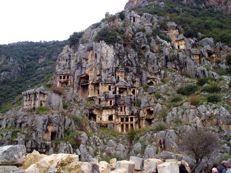 Demre, Myra and Sunken City Kekova Full-Day Tour from Antalya, Sightseeing in Antalya - Tour