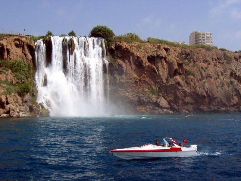 Antalya City Sightseeing & Waterfalls Tour, Sightseeing in Antalya - Tour