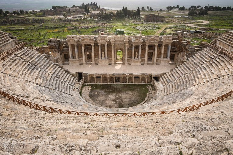 Pamukkale Day Tour from Kusadasi, Sightseeing in Kusadasi - Tour