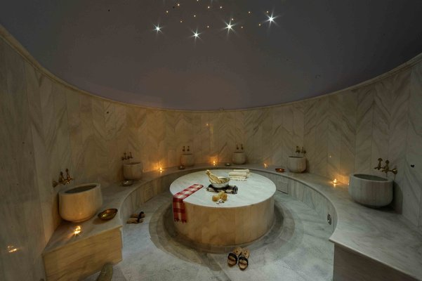 Turkish Bath Experience in Kusadasi, Sightseeing in Kusadasi - Tour