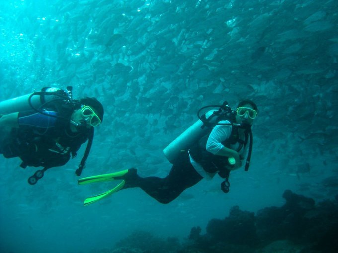 Scuba Diving in Kusadasi, Sightseeing in Kusadasi - Tour