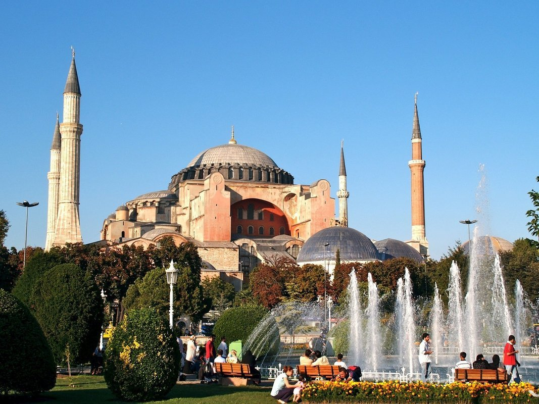 Istanbul Sightseeings - Collection