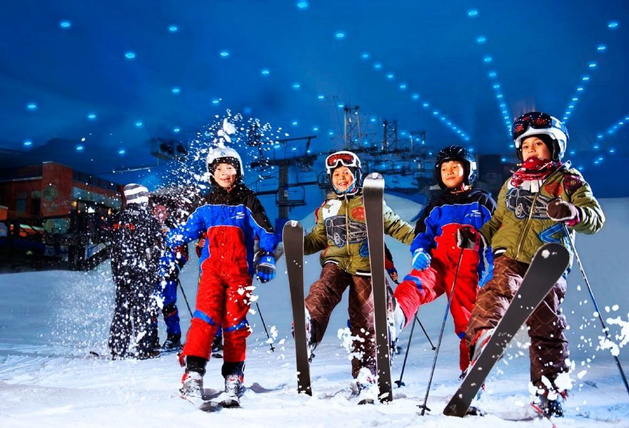 Snow Park Polar - Tour