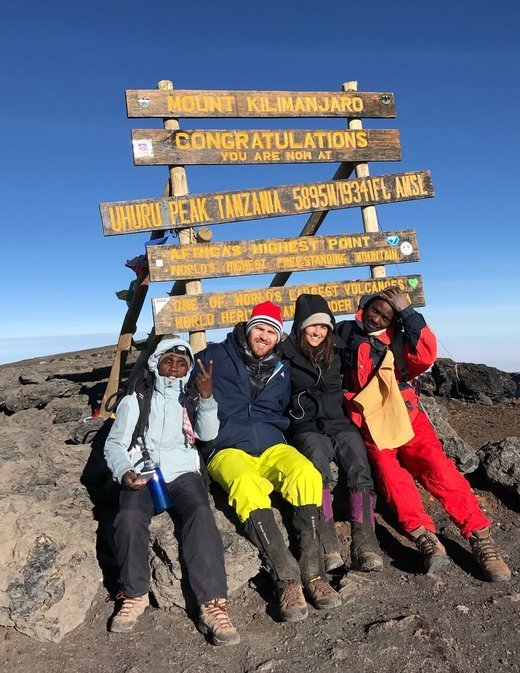 Marangu Route 6-Day Kilimanjaro Trek - Tour