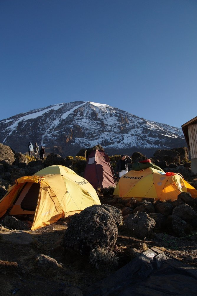Machame Route 7 Days Kilimanjaro Trek - Tour