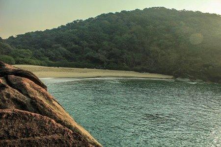 Beach Camping in South Goa
