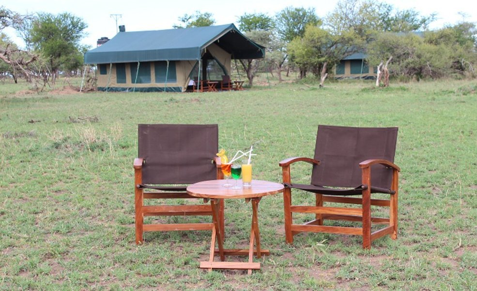 Shuhudia Adventure Tented Camp, Serengeti - Tanzania - Tour