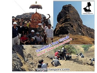 VRangers Chanderi Pinnacle Top - Tour