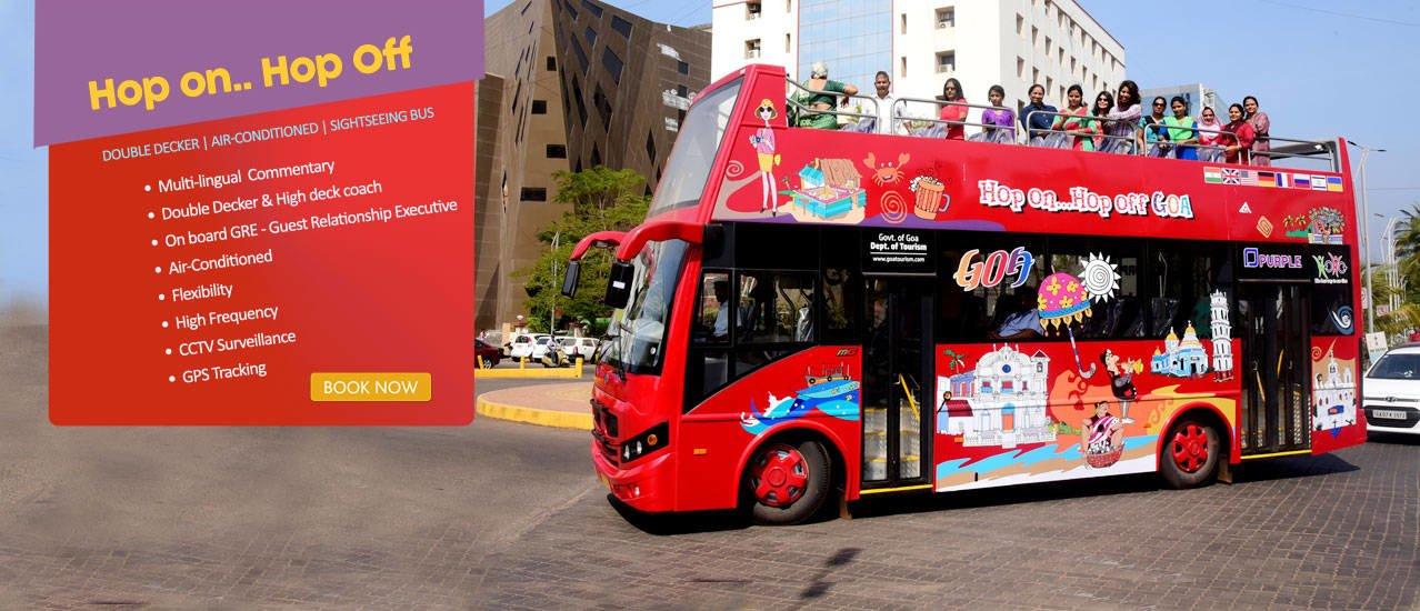 HOHO Bus Tour - Tour