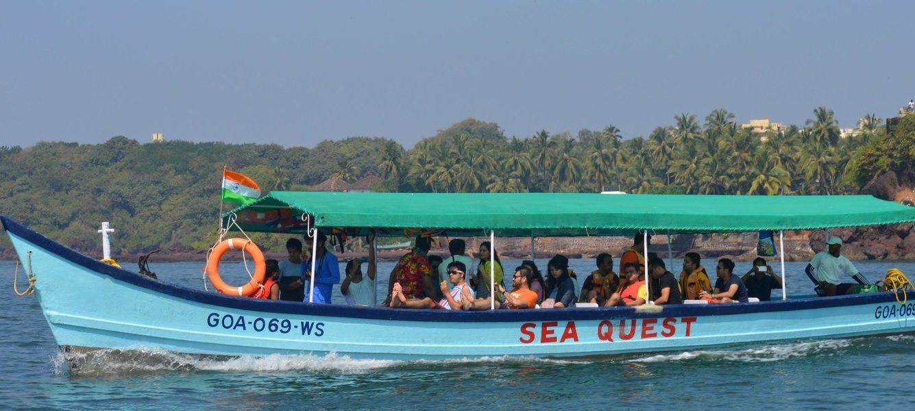 Grand island trip with Boat & Snorkeling - Tour