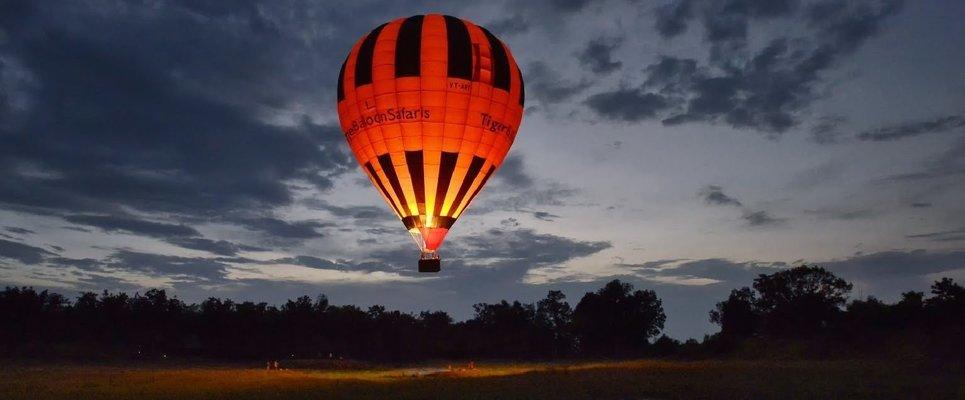 Hot Air Balloon Ride - Tour