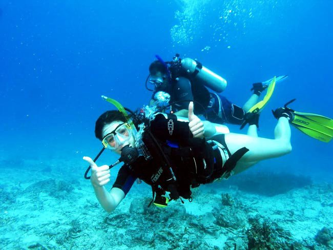 Scuba Diving In Malvan - Tour