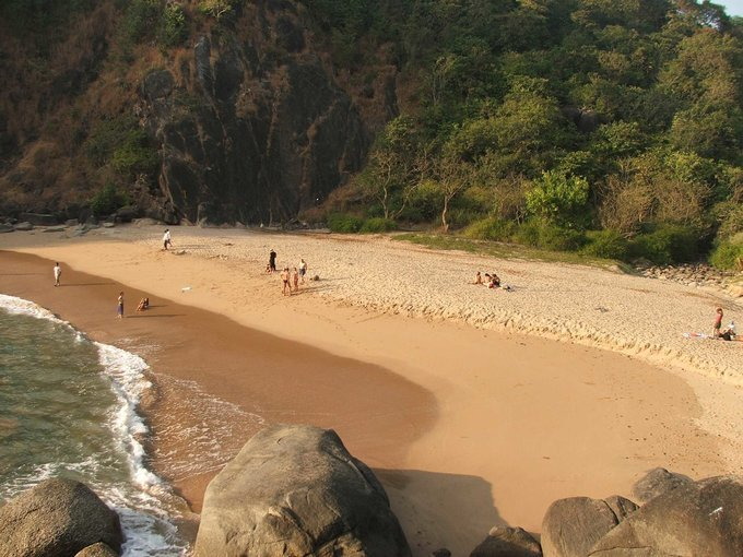 Honeymoon island trip in Goa - Tour