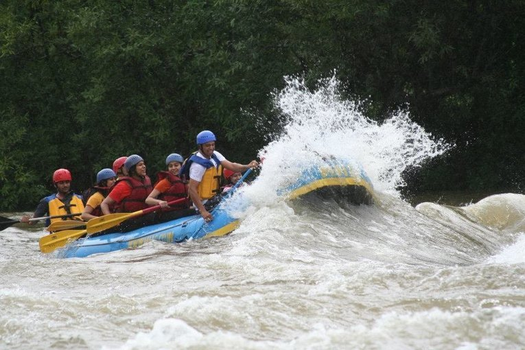 Kolad River Rafting - Tour
