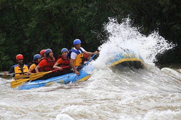 Rafting - Weekdays - Tour