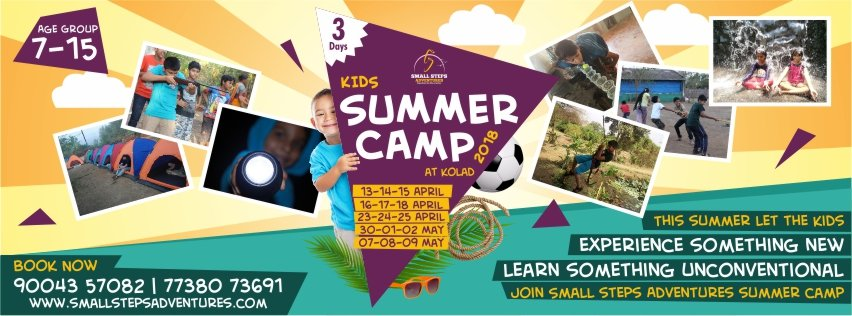 Summer Camp at Kolad - Tour