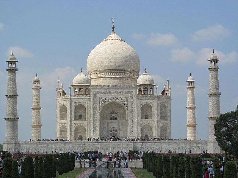 GOLDEN TRIANGLE- Delhi-Agra-Jaipur with train & transfers - Tour