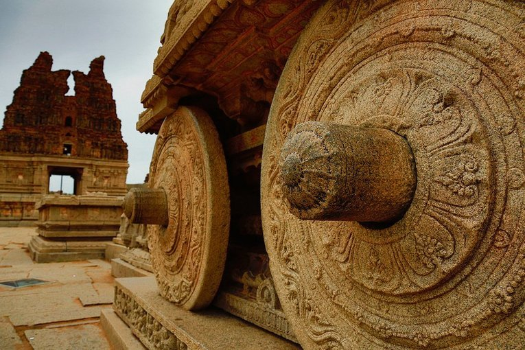 Hampi Tour by Tuk Tuk, Sightseeing in Hampi - Tour