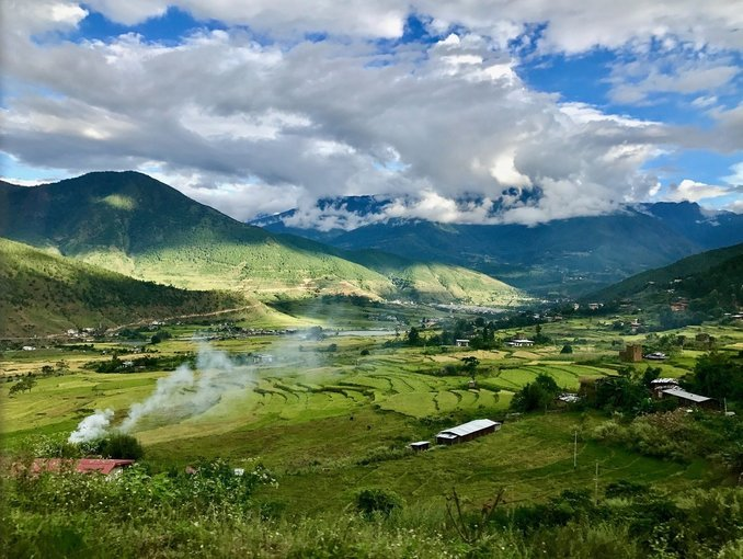 Beauty of Bhutan - Tour